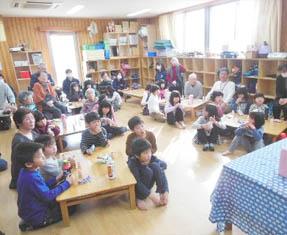 修学院第二児童館の様子