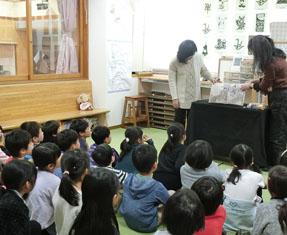 桂坂児童館の様子